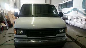 Great work van! 2003 Ford E-250