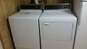 Washer and Dryer for sale as a set