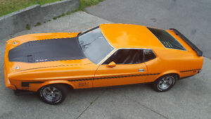 **REDUCED** 1971 Ford Mustang Mach 1 (351 Cleveland)