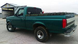 1996 Ford F-150 Pickup Truck - Standard