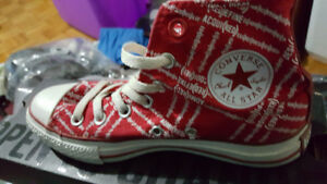 Converse (RED) Chuck Taylors