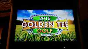 Golden Tee Silver Strike Combo