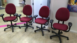 Free Office Chairs for Pick-up