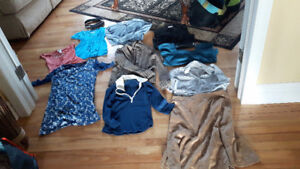 100+ items of Clothes-Dresses, Tops, Jackets, Skirts, Pants,bags