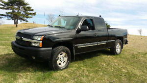 2005 Silverado 1500 Z71 All leather fully loaded