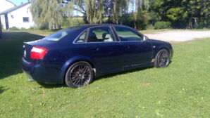 2004 AUDI S4, FOR SALE.
