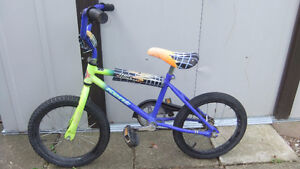 childs bike in good cond