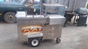 new price $2500 hot dog cart for sale was 6000$