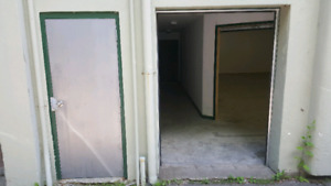 Motorcycle, ATV and Snowmobile storage