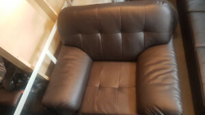 Couch + love seat + chair