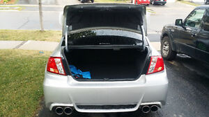 ******2011 Subaru Impreza WRX  w/Limited Pkg Sedan****** Kitchener / Waterloo Kitchener Area image 3