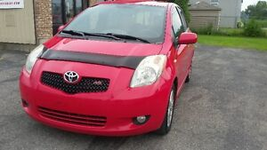 2007 Toyota Yaris RS tres propre