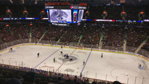 Vancouver Canucks vs Nashville Predators - Dec 6th - 2 Tickets