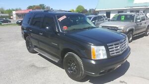CADILLAC ESCALADE SUV *** FULLY LOADED *** CERTIFIED $6995