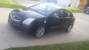 Nissan sentra clean title with new safety