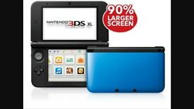 Nintendo 3ds xl wanted