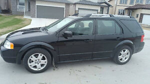 SAFTIED 2007 Ford FreeStyle SUV, Crossover