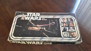 *STAR WARS* - 1977 Vintage Board Game