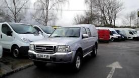 2006 FORD RANGER 2.5 TD Thunder Pick Up 4WD