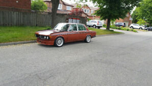 1975 BMW E3 3.0SI BAVARIA Turbo