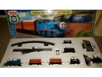 HORNBY THOMAS THE TANK ENGINE. COMPLETE TRAIN SET