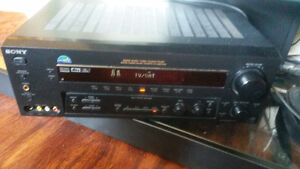 Sony & Bose acoustimass 10 stereo system