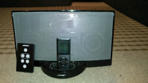 Bose ipod dock and ipod *REDUCED*