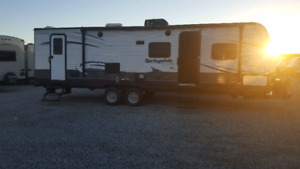 2016 trailer for sale-28 ft  great condition