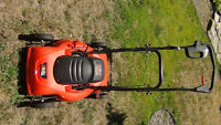 "18"" Electric Black & Decker Lawnmower"
