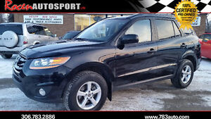 "CERTIFIED 2011 SANTA FE ""GLS"" AWD HTD SEATS + MORE - YORKTON"