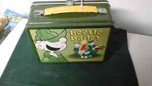 Beetle Bailey tin lunch pail