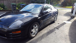 2001 Mitsubishi Eclipse GT Coupe (2 door)