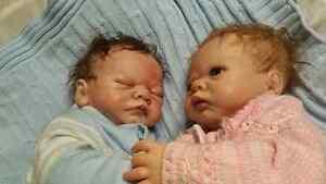Reborn Emily Twins