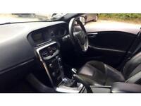 2014 Volvo V40 D2 R-Design Manual With Dark T Manual Diesel Hatchback