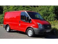 Ford Transit 2.2 Tdci Swb T260S Panel Van Euro *NO VAT TO PAY*