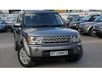 2010 LAND ROVER DISCOVERY 4 TDV6 HSE 1 PRIVATE OWNER JUST 61000 MILES FULL