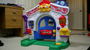 Fischer Price Learning Play House