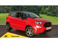 2019 Ford EcoSport 1.0 EcoBoost 125 ST-Line 5dr Manual Petrol Hatchback