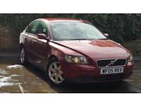 Volvo S40 1.6D 2005MY S - FULL LEATHER + LOW MILES