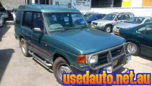 Land Rover Discovery V8 Wagon - 7 Seater Lidcombe Auburn Area Preview