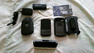 Rogers Blackberry Q10 and accessories