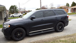 2013 Dodge Durango Grey SUV, Crossover