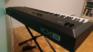 Piano Yamaha 88 keys/ 88 touches KX8 USB Midi