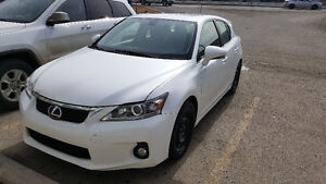 2011 Lexus CT 200h Touring Hatchback
