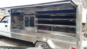 2004 Chevrolet Silverado 3500 Coffee Truck