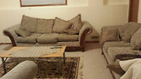 2B/R Furnished BSMT suite available immeidately PLS CALL