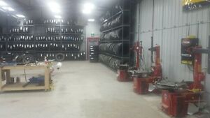 NOW OPEN!! Graham's Tire 2nd Location Regina Regina Area image 3