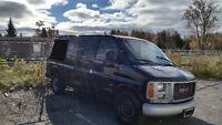 2001 GMC Savana 3500 - Work Van