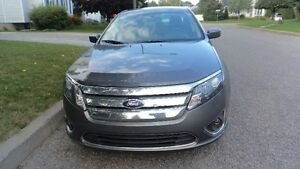2012 Ford Fusion SEL, A/C ,mags, cruise, tél. commandes vocales,