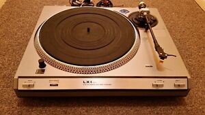 LXI Belt Drive Turntable